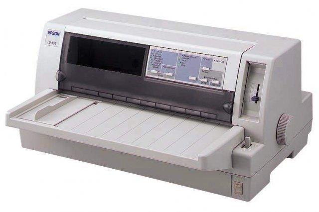 IBM comercializa la impresora matricial