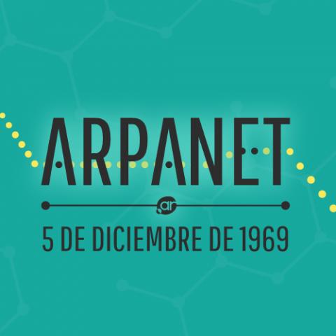 ARPANET, primera red que conecta cuatro ordenadores