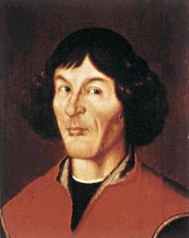 Una afirmacio per Nicolau Copernic