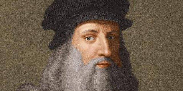 Leonardo da Vinci a l'aire