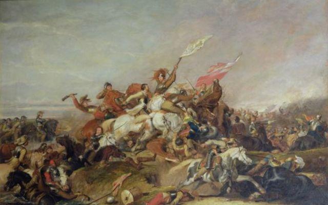 Guerra civil en Inglaterra