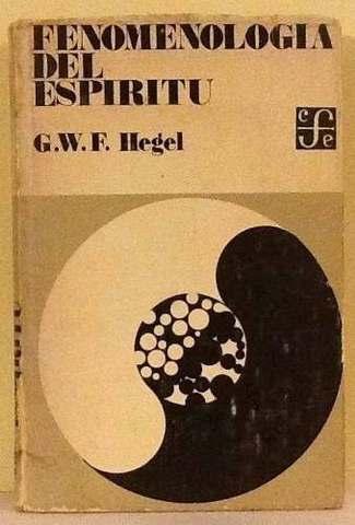 Fenomenología del espíritu de Hegel