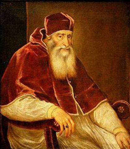 Paulo III aprueba la Compañía de Jesús