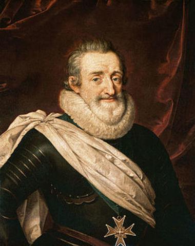Asesinato de Enrique IV de Francia