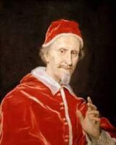Paz Clementina del papa Clemente IX