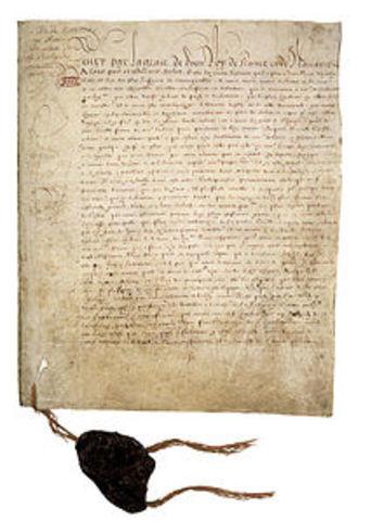Revocación del edicto de Nantes