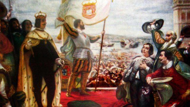 Portugal se separa de España