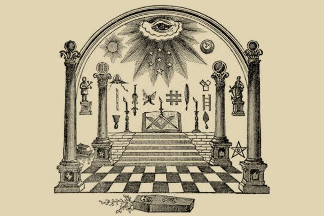 Principio de la masonería moderna