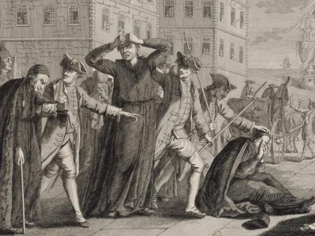 Los jesuitas son expulsados de Portugal