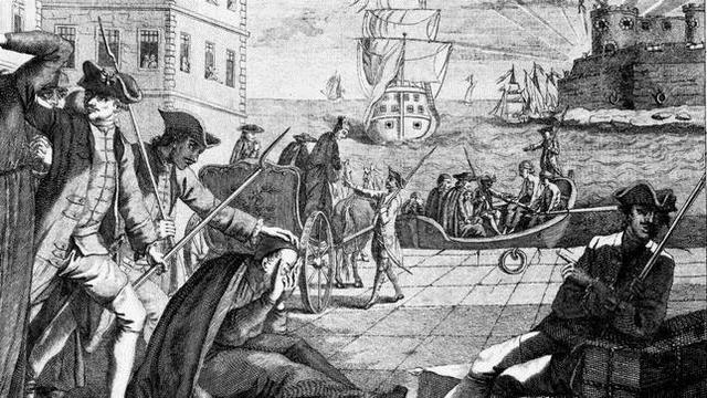Los jesuitas son expulsados de España