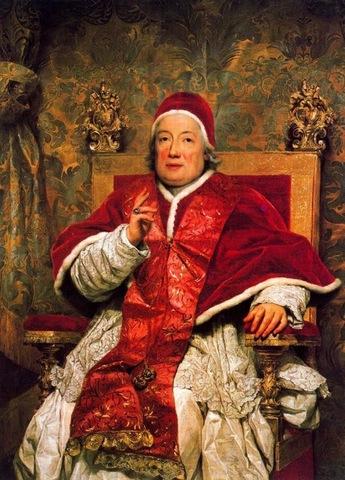La Compañía de Jesús es abolida por Clemente XIV