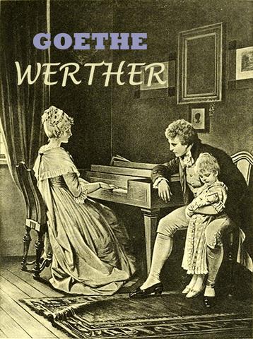 Goethe publica su obra Werther