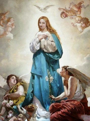 Dogma de la Inmaculada Concepción