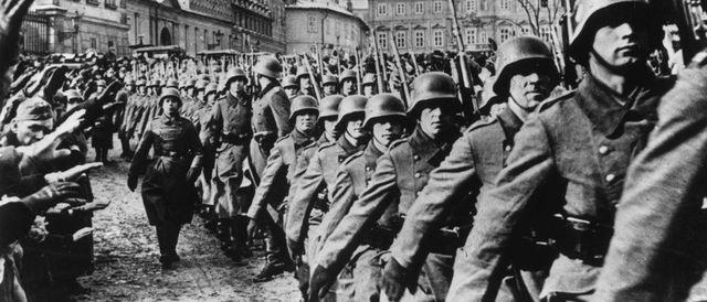 Inicio Segunda Guerra Mundial