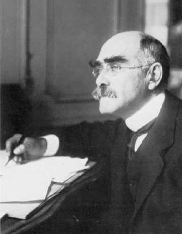 "Rudyard Kipling's ""The White Man's Burden"""