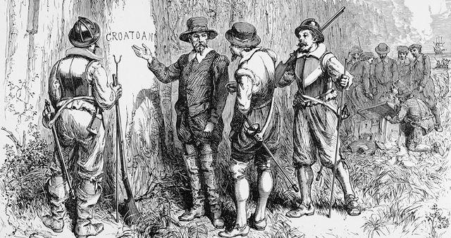 North Carolina becomes an English royal colony