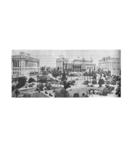 Picture of São Paulo in the 1910's
