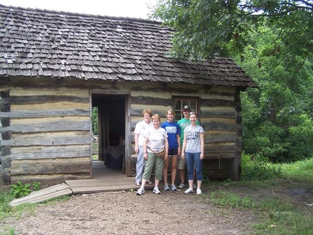 Living History Farms, Des Moines, IA