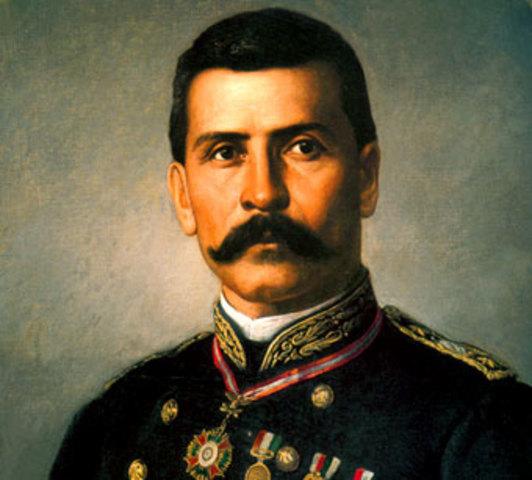 El Presidente Díaz