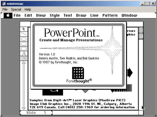 Power Point 1.0