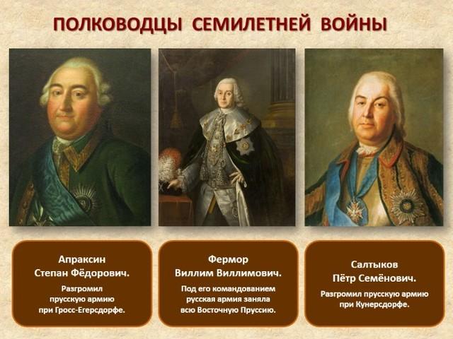 Выход Российской Империи из Семилетней Войны