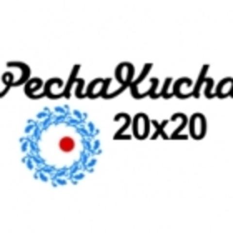 Pecha Kucha presenting