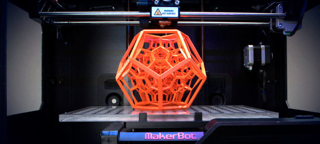 Se comercializan las impresoras 3D