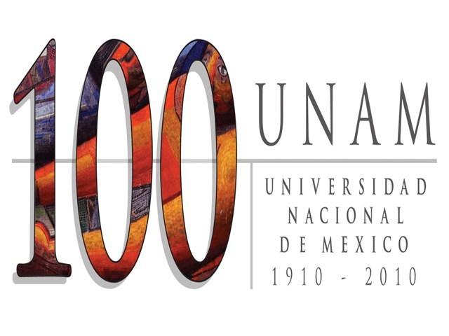 UNAM celebra 100 años de historia