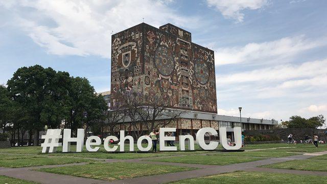 UNAM fue reconocida como una de las mejores 100 universidades del mundo