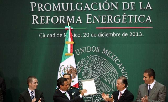Reforma energética es aprobada