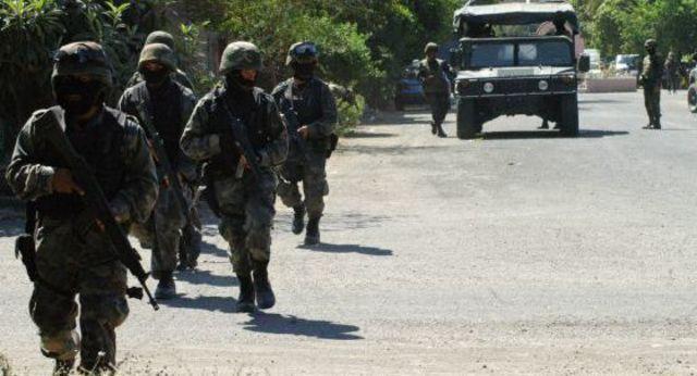 Militares asesinan a 22 personas