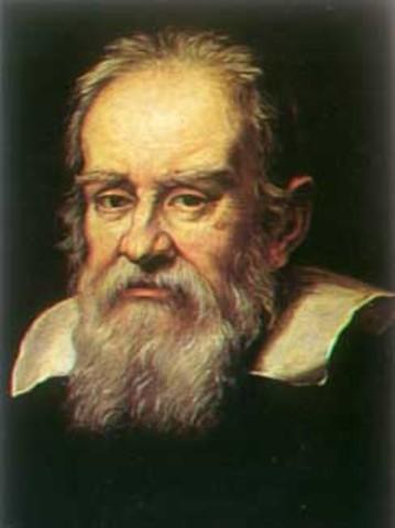 Галилей опубликовал закон о свободном падении