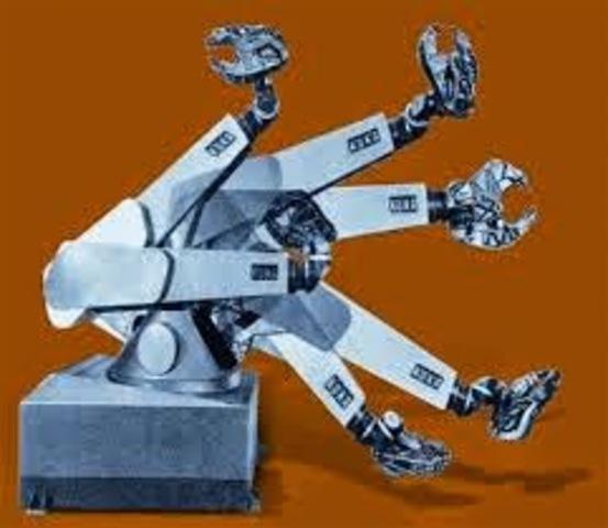 ROBOT EJES ELECTROMAGNETICOS