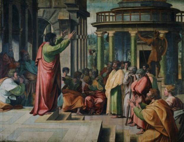 Se instaura la democracia en Atenas