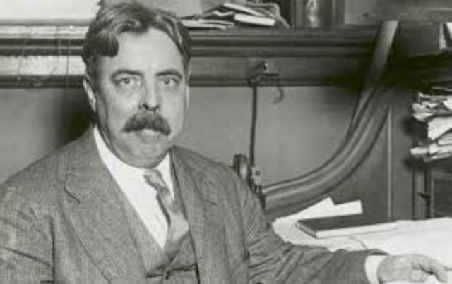 Lee Edward Thorndike (1874-1949)