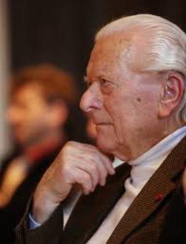 Ernst von Glasersfeld (1917-2010)
