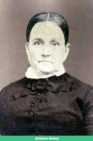 Ann Franklin first female editor