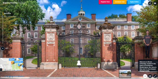 Brown University was founded