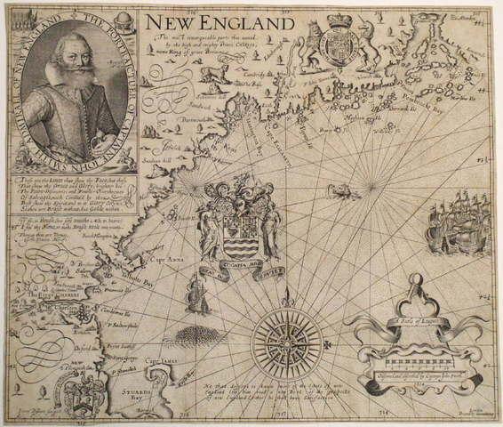 Mapped Massachusetts