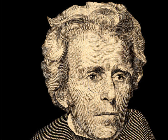 North Carolina Native, Andrew Jackson becomes the 7th president