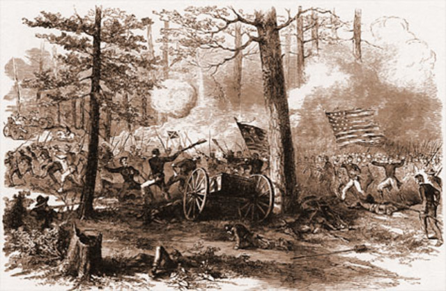 The Battle of Bentonville becomes the bloodiest battle fought in NC