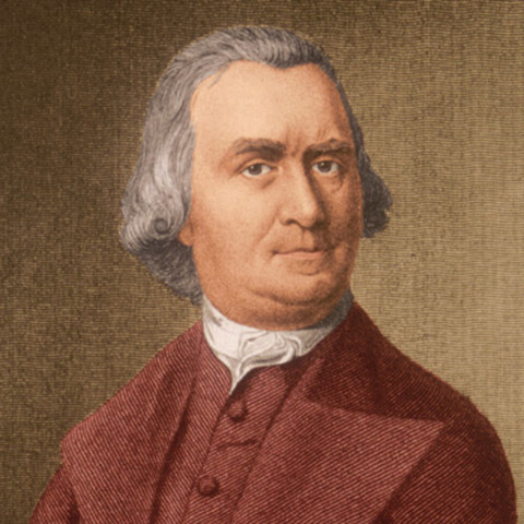 Samuel Adams Born