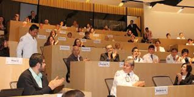 Fundación del Consejo Técnico de Educación.