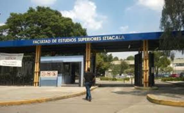 Se crean dos nuevas Escuelas de la UNAM Iztacala y Acatlán