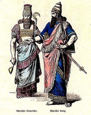 SIGLO X AC BABILONIA