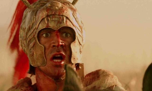 Alejandro conquista Persia y llega hasta la India