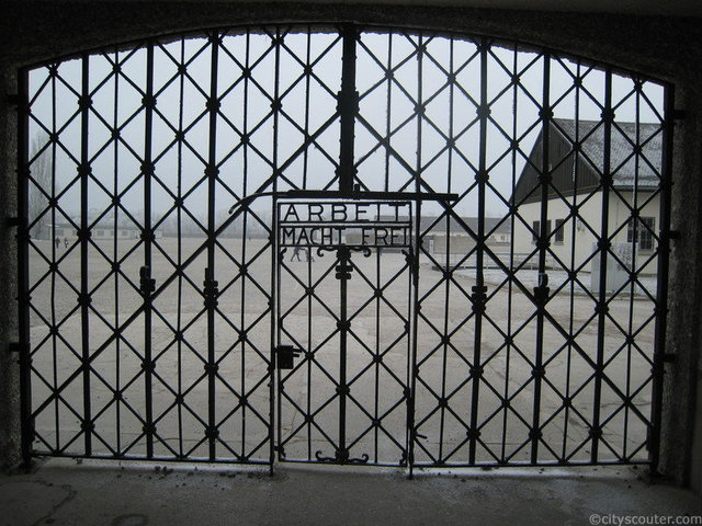 First concentration camp is opened at Dachau