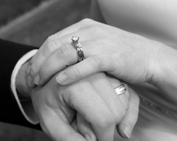 Vladek and Anja marry