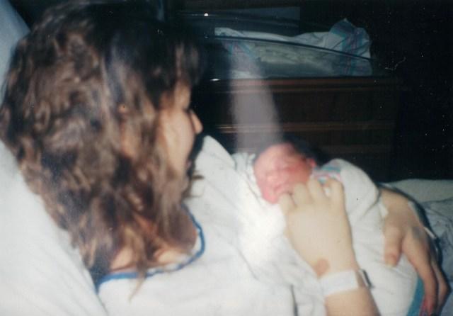 It's A Girl. (Melani's Born)