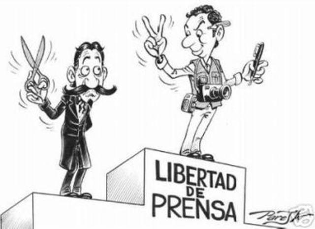 Libertad de prensa y el impuesto a timbre